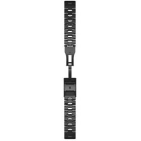 Garmin QuickFit Cinturino In Titanio 22mm Per Fenix 6S, anthracite grey